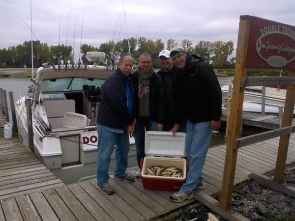 Lake Erie Walleye & Perch Have Successful 2014 Hatch