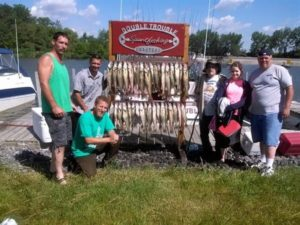 2015 Lake Erie Fishing Forecast