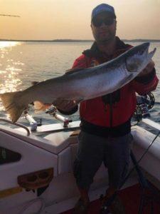 2015 Lake Michigan Fishing Forecast