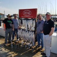 Spring King Salmon Fishing Trip